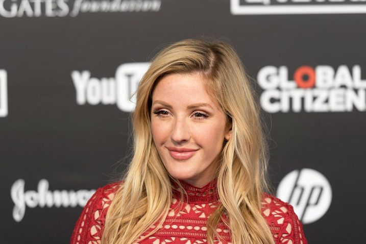 Ellie Goulding/Wikimedia Commons