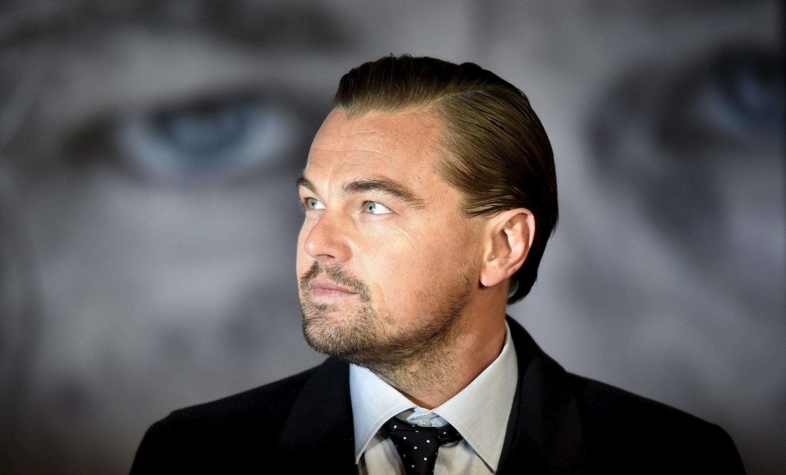 Leonardo DiCaprio/REUTERS