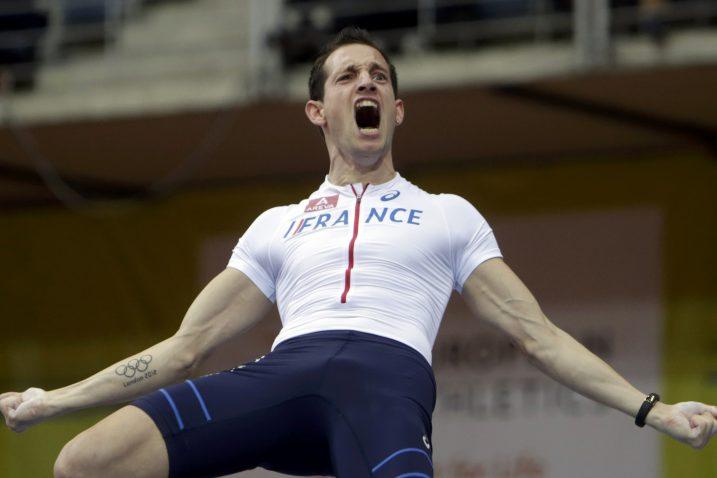 Renaud Lavillenie/Foto REUTERS