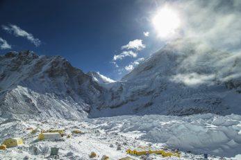 Mount Everest / REUTERS
