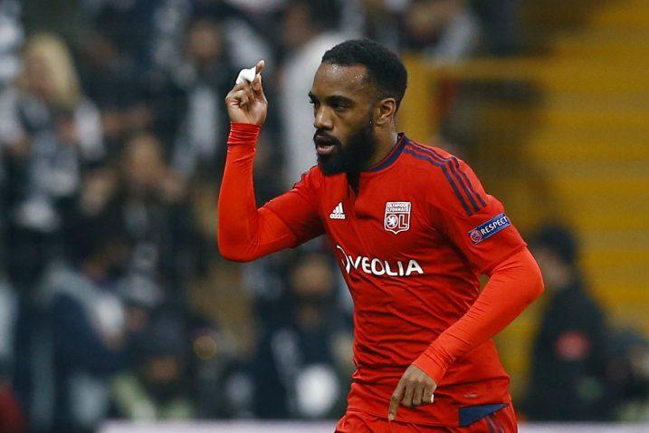 Francuski napadač u redove Arsenala stigao je iz Lyona/Foto REUTERS
