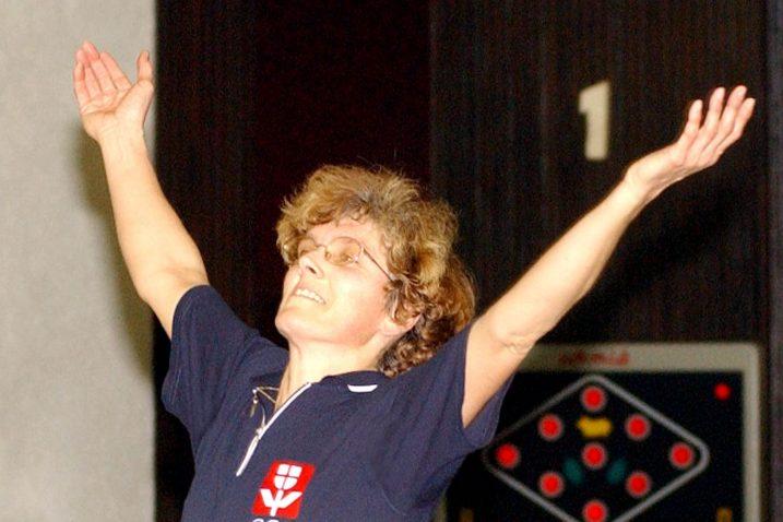 Biserka Perman je godinama dominirala na hrvatskim kuglanama/Foto Arhiva NL