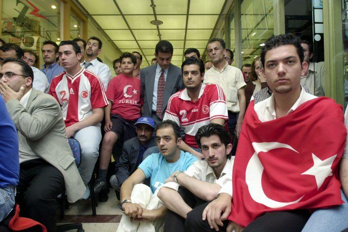 Turski nogometni navijači mogli bi se među prvima u Europi vratiti na tribine/Foto REUTERS