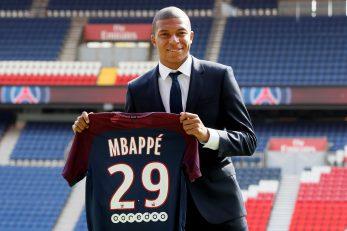 Kylian Mbappe,
