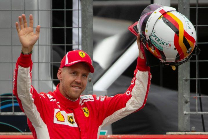 Sebastian Vettel/Foto REUTERS