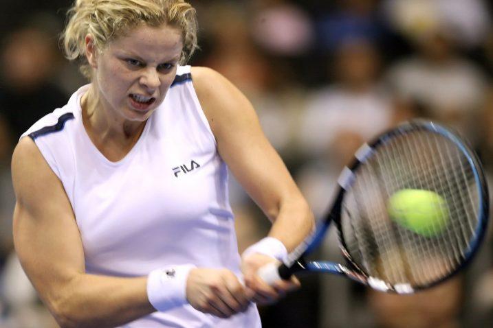 Kim Clijsters/Foto REUTERS