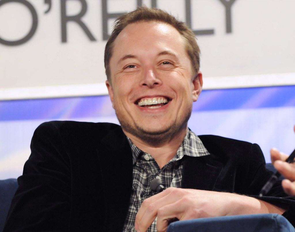 Elon Musk/Flickr
