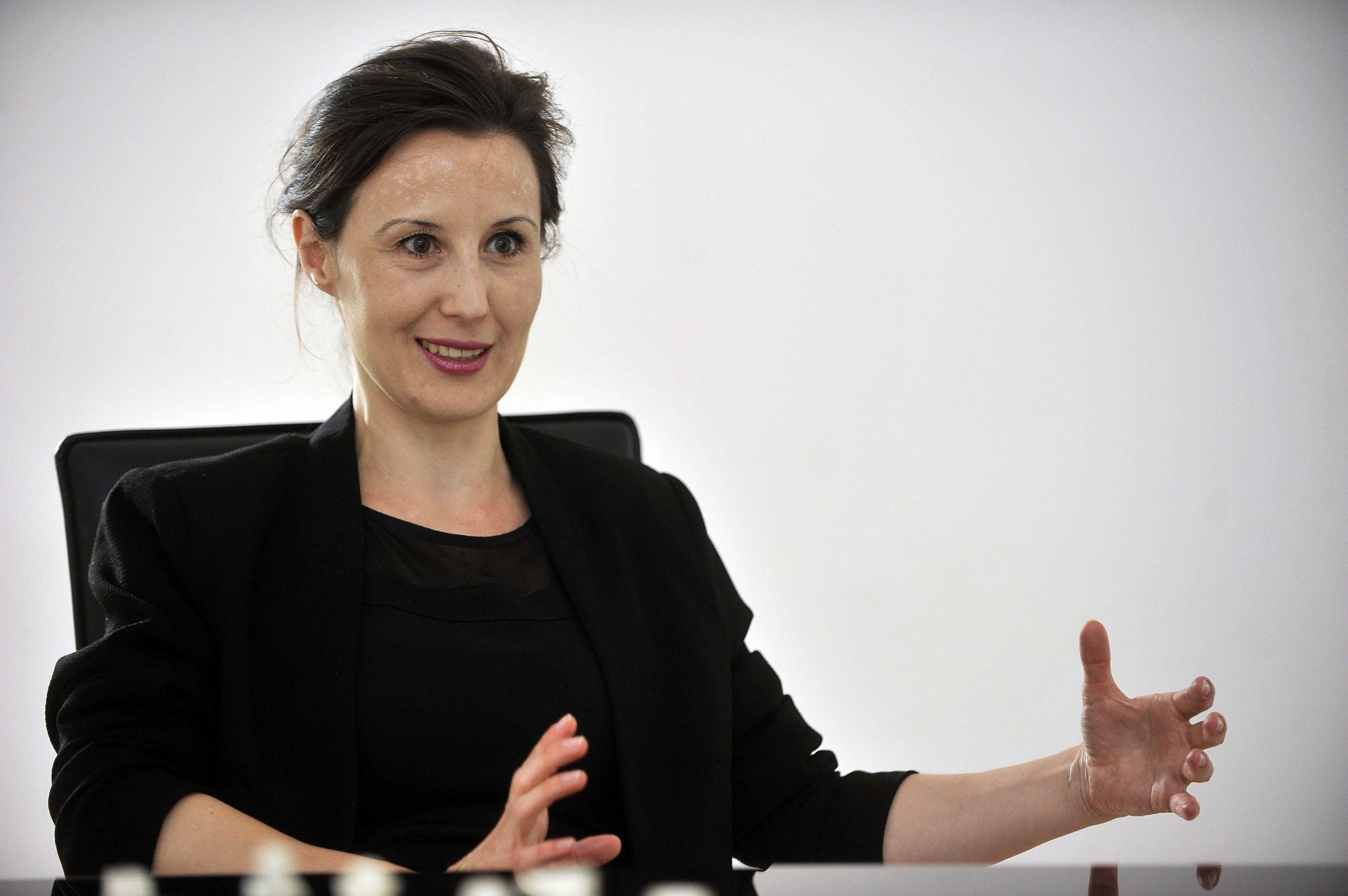 Dalija Orešković / Snimio Davor KOVAČEVIĆ