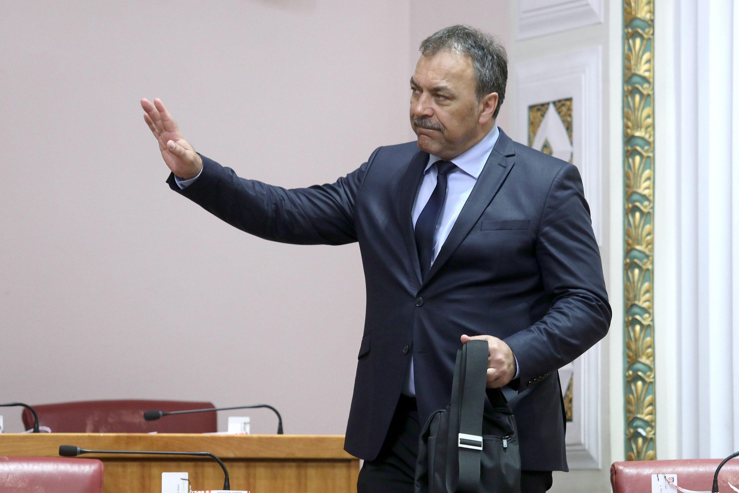Vlaho Orepić / Foto Patrik Macek/PIXSELL