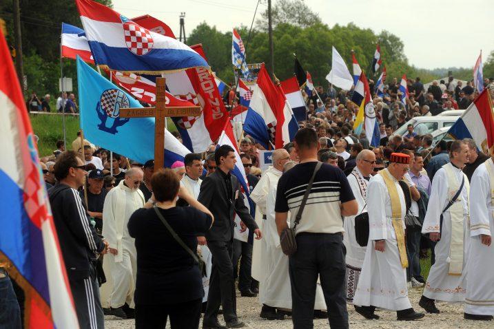 Bleiburška komemoracija / Foto: Arhiv NL
