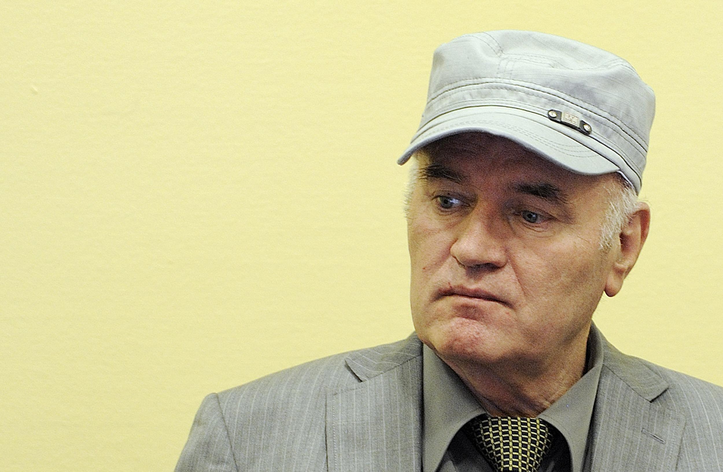 Ratko Mladić / Reuters