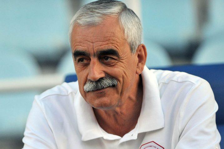 Ivan Katalinić istinska je legenda splistkoga nogometa/Foto Arhiva NL