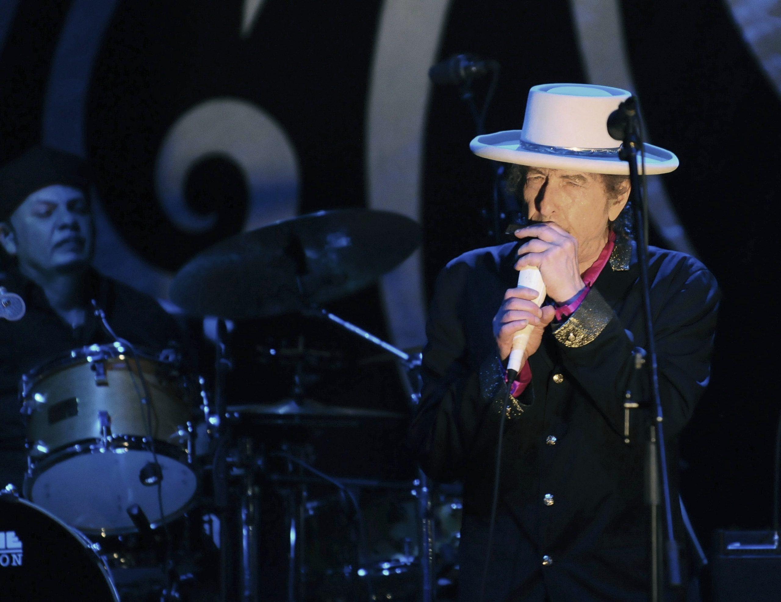 Bob Dylan, REUTERS
