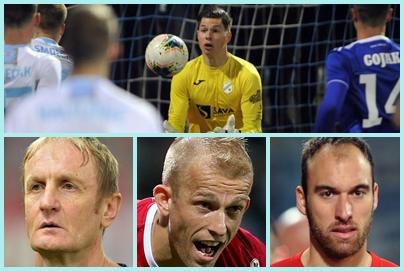 Ivor Pandur, Mladen Žganjer, Andrej Prskalo i Ivan Vargić/Foto Arhiva NL