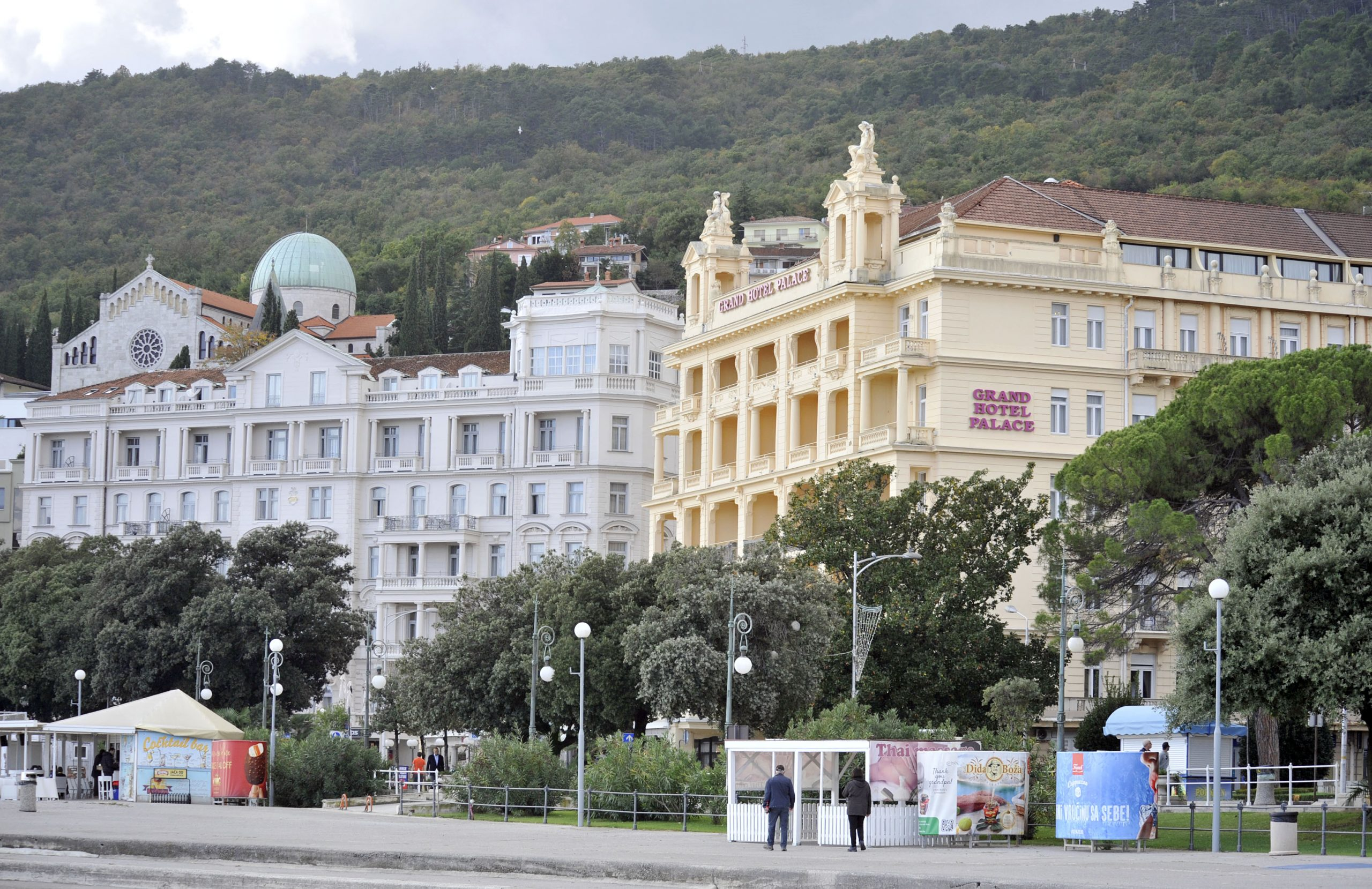 LRH i Opatija su nepovratno povezani / Foto: V. KARUZA