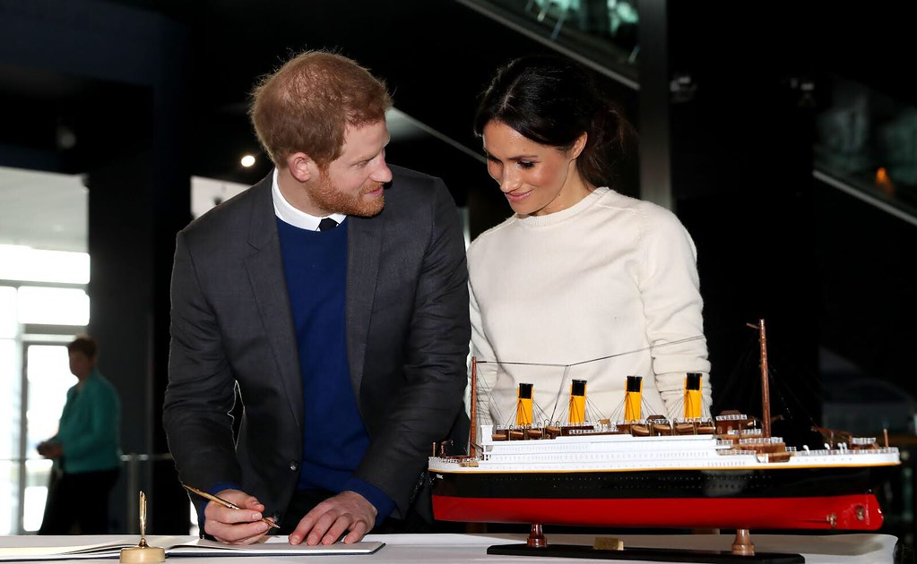 Meghan Markle & Princ Harry/Flickr