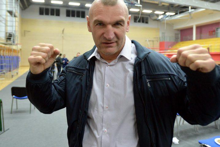 Željko Mavrović/Foto D. ŠKOMRLJ