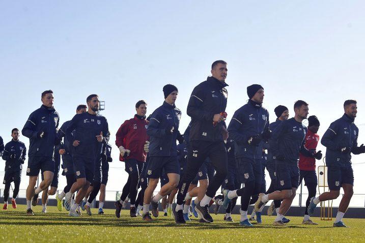 Među nogometašima Rijeke nema pozitivnih na COVID 19/Foto Arhiva NL