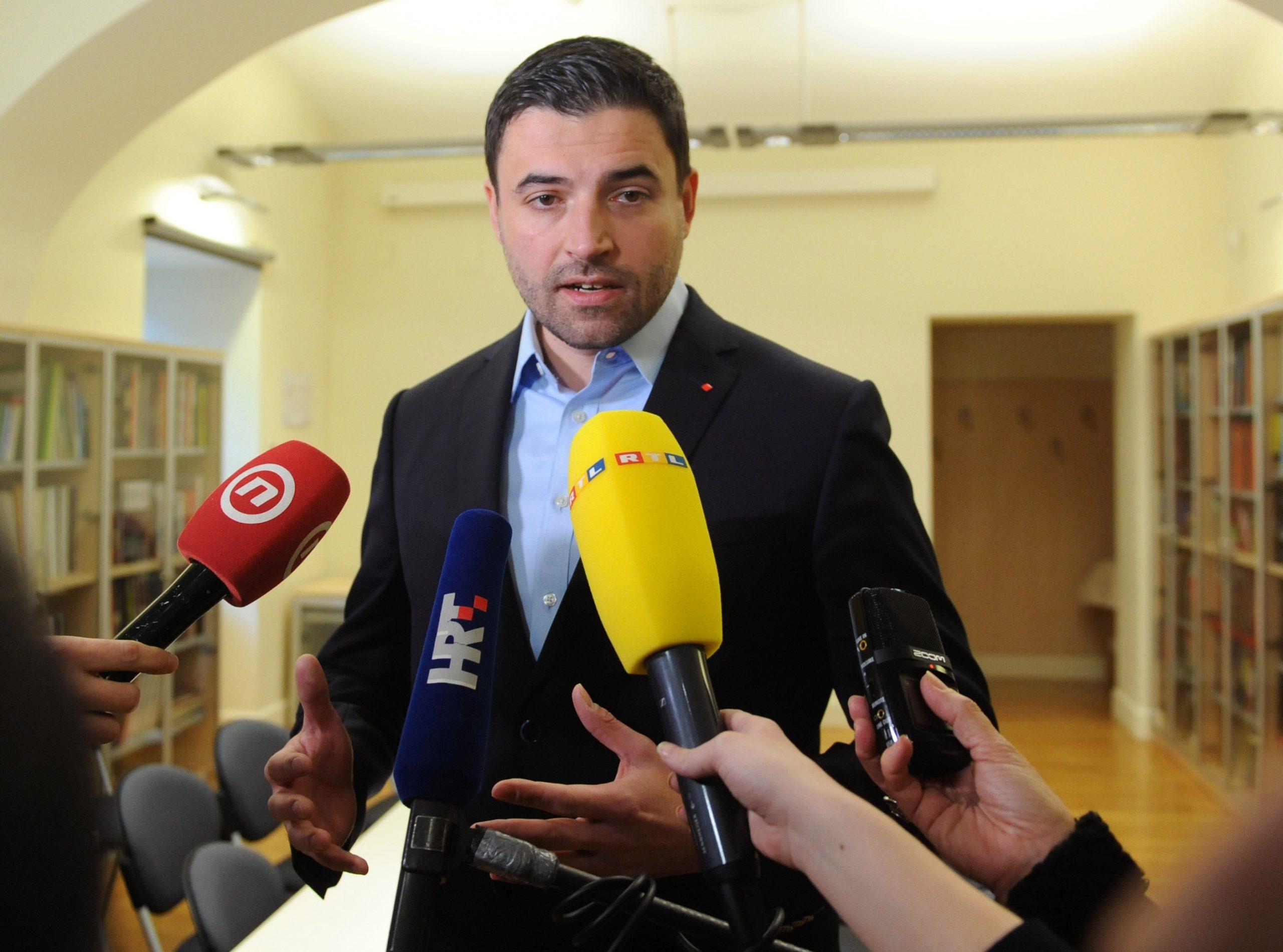 Davor Bernardić / Foto Darko JELINEK