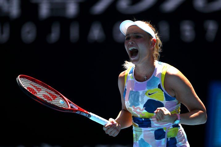 Osječanka Donna Vekić bit će domaćin turnira/Foto REUTERS