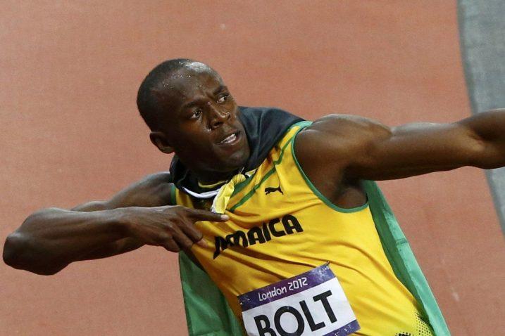 Usain Bolt/Foto REUTERS