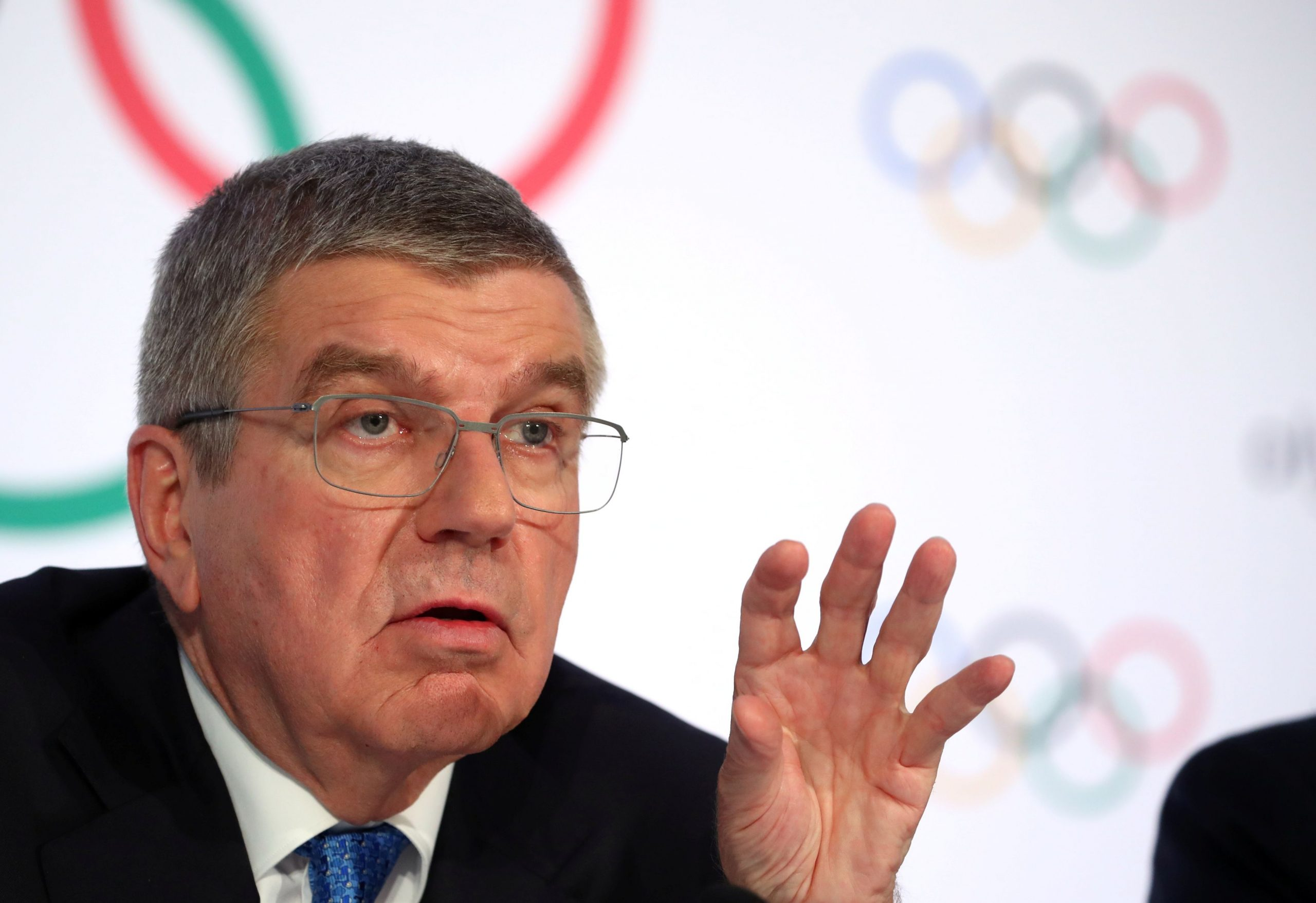Thomas Bach/Foto REUTERS