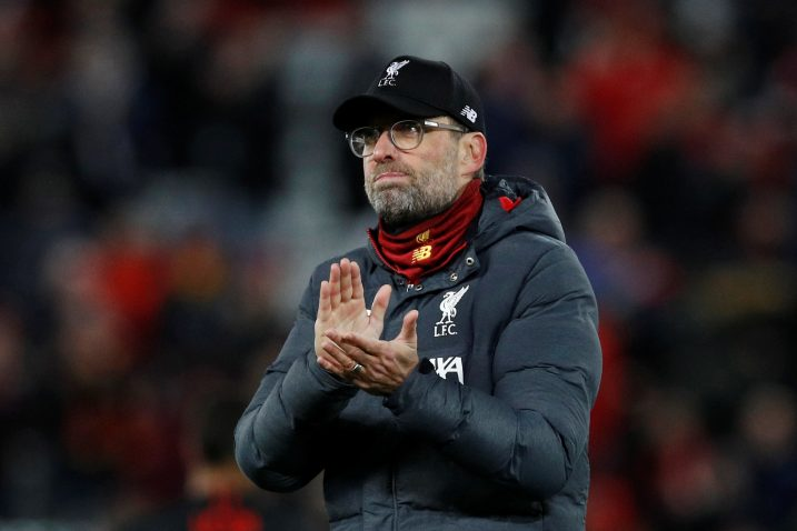 Jurgen Klopp i njegov Liverpool žele nastaviti natjecanje/Foto REUTERS