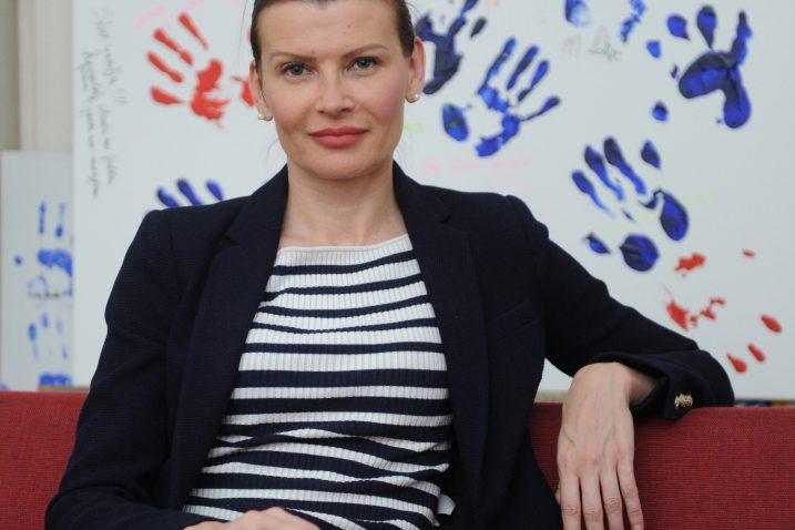 Sabina Glasovac / Snimio Darko JELINEK