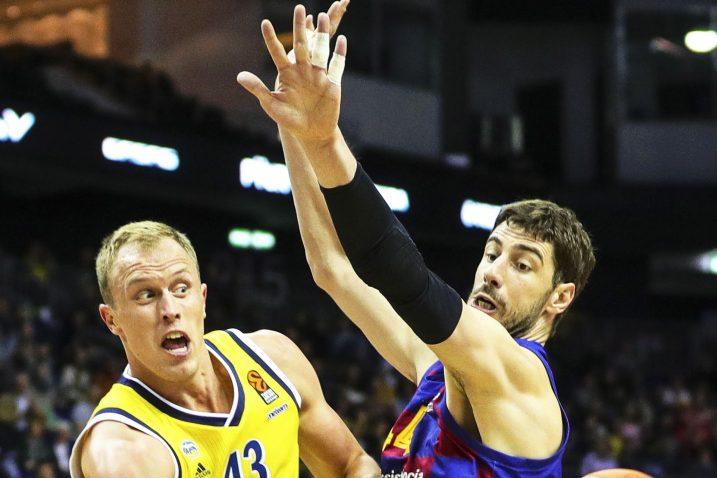 Ante Tomić (desno) priželjkuje trofej s Barcelonom