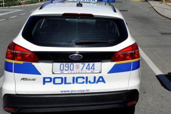 Policija / Snimio Damir ŠKOMRLJ