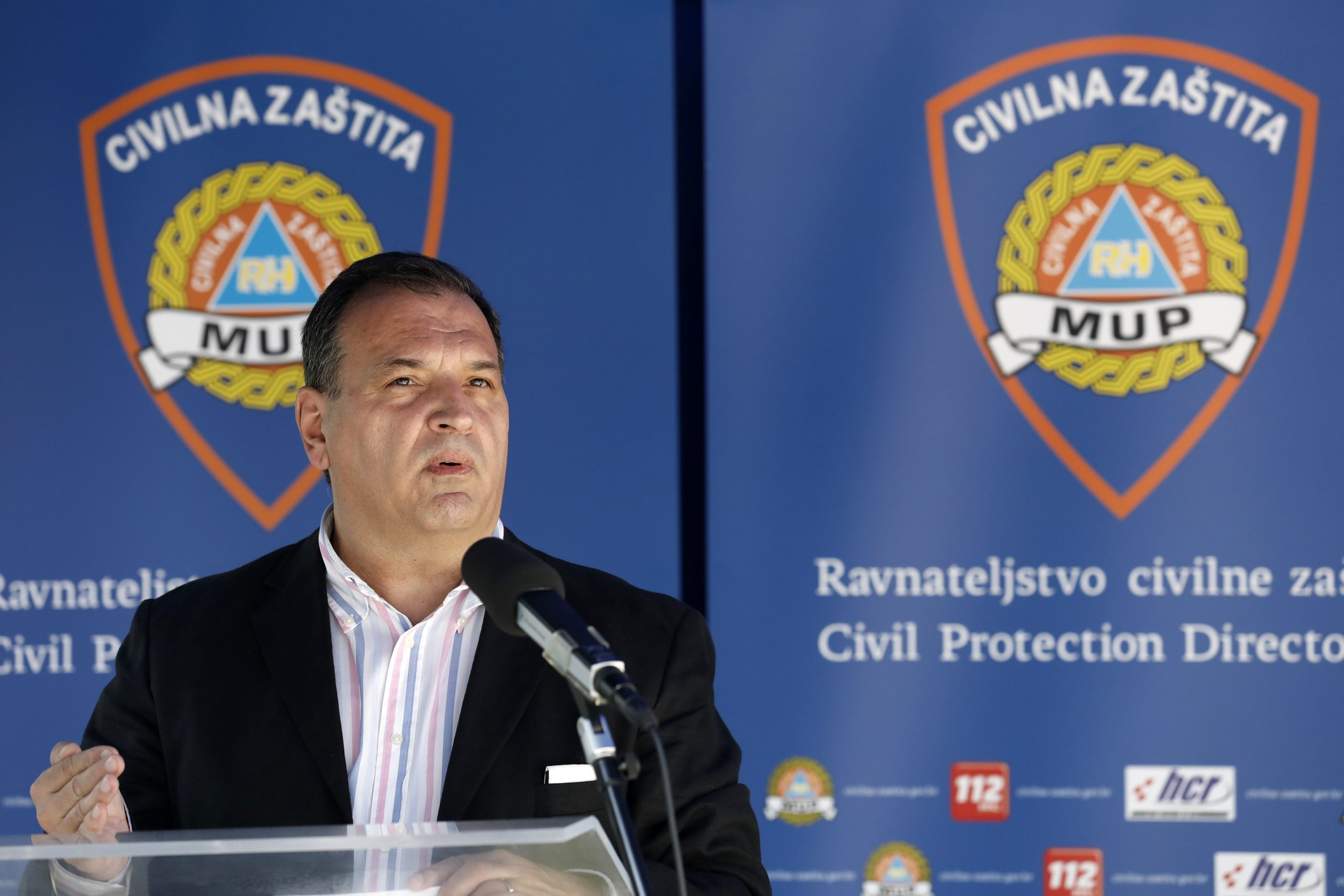 Vili Beroš / Foto : Tomislav Kristo/CROPIX/POOL/PIXSELL