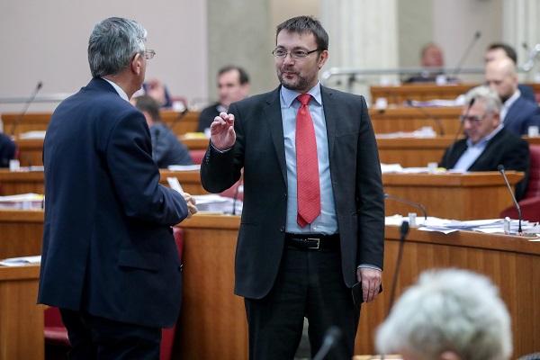 Zeljko Reiner, Arsen Bauk. Photo: Igor Kralj/PIXSELL
