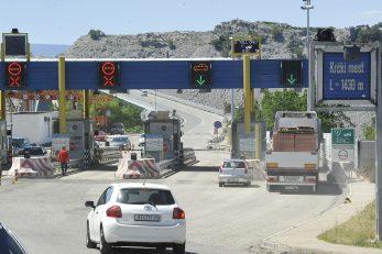 Mostarina na Krčkom mostu odlazi u povijest / Foto: S. DRECHSLER