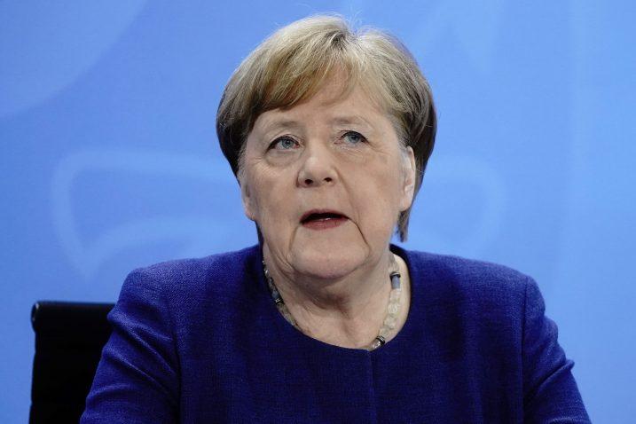 Angela Merkel/Foto REUTERS
