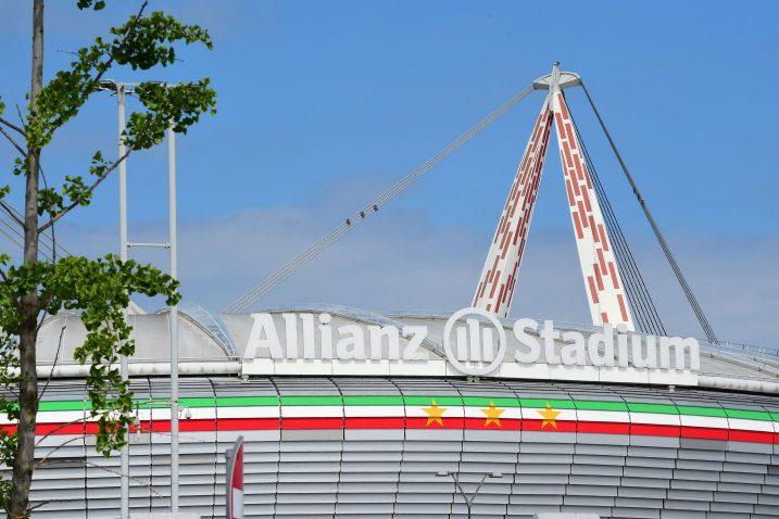 Na Juventusovu stadionu uskoro bi se mogla zakotrljati lopta/Foto REUTERS