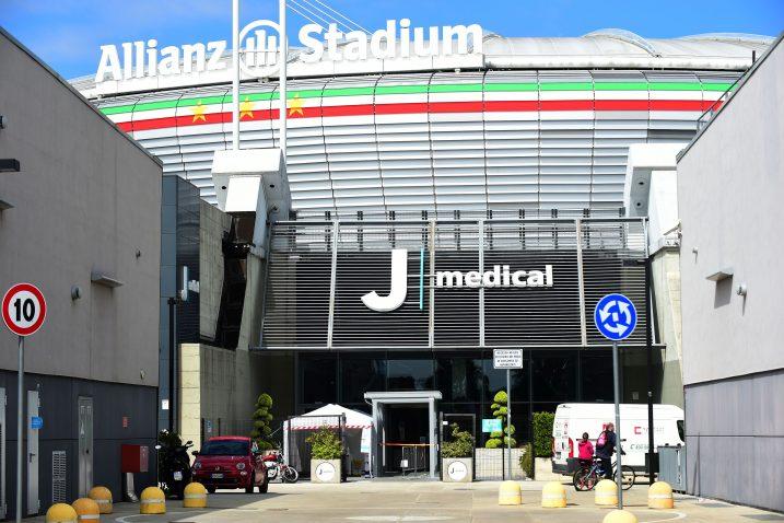 Stadion Juventusa u Torinu/Foto REUTERS