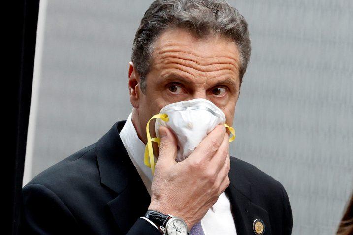 Andrew Cuomo/Foto REUTERS