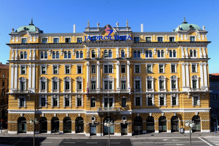Palača Jadran