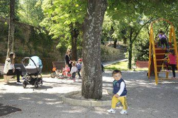 Grad Rijeka uložit će 200 tisuća kuna u nove sprave za parkove / foto: S. DRECHSLER