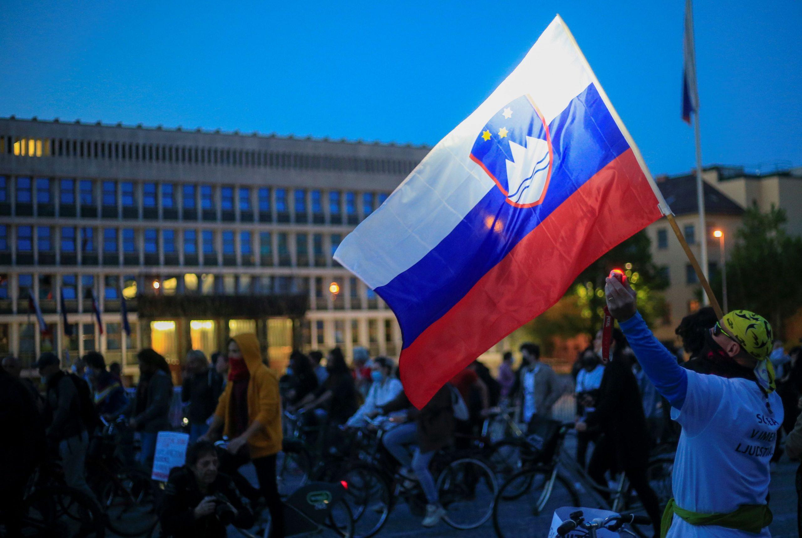Slovenija ima sve bolju situaciju s koronom /Foto REUTERS