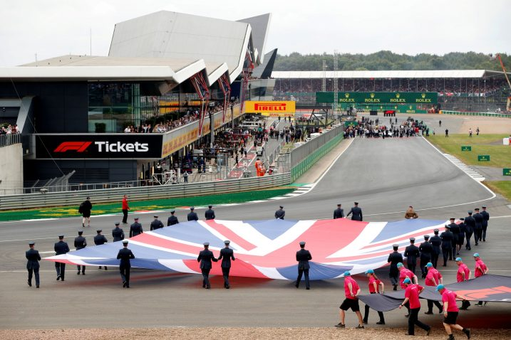 Staza Silverstone/Foto REUTERS