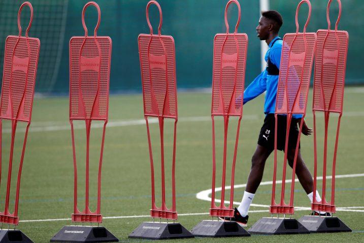Španjolski sporaši polako ulaze u fazu normalizacije treninga/Foto REUTERS