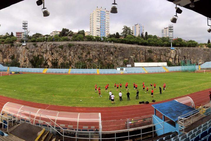 Stadion Kantrida/Foto Arhiva NL