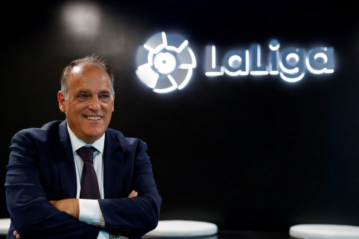 Javier Tebas, predsjednik La Lige/Foto REUTERS