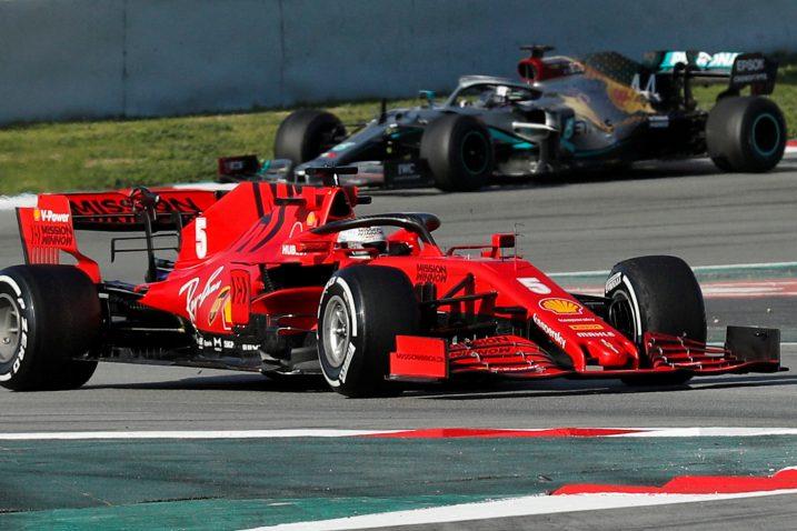Prve utrke u novoj sezoni vozit će se bez publike/Foto REUTERS