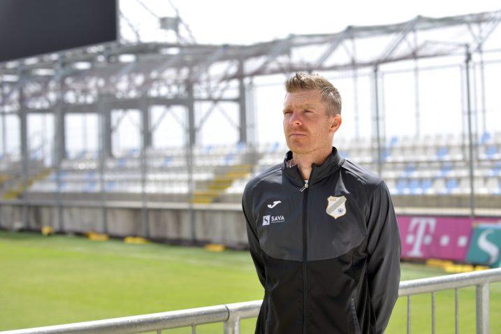 Trener Rijeke Simon Rož,man jedva čeka prve pripremne utakmice/Foto Arhiva NL