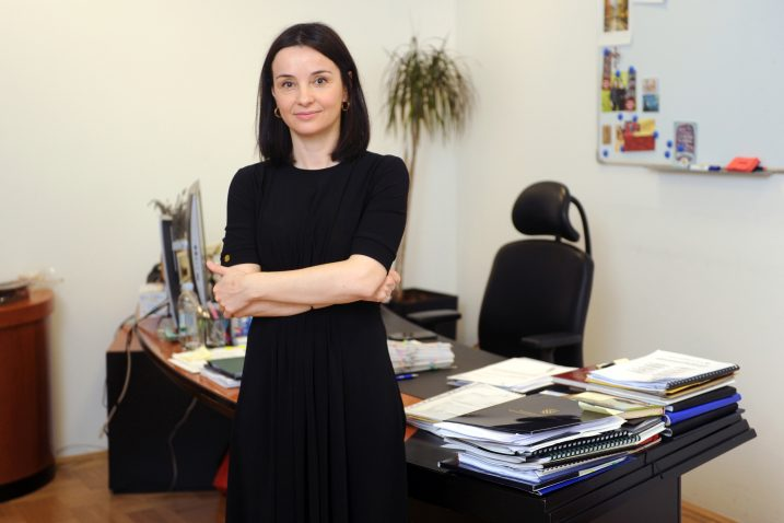 Ministrica poljoprivrede Marija Vučković / Foto: D. JELINEK