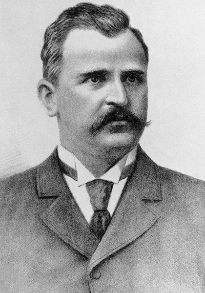 Portret Eugena Kumičića