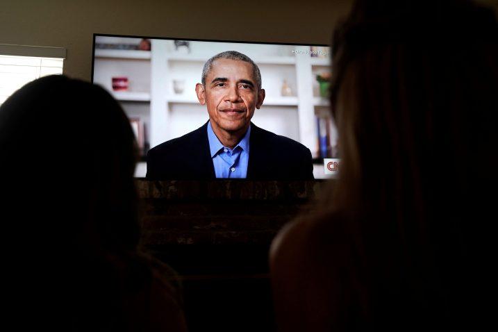Barack Obama / REUTERS