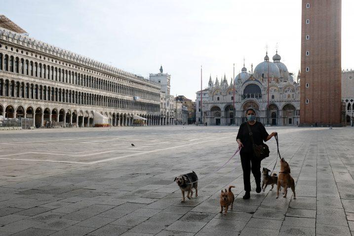 Italija je jedna od najpogođenijih zemalja / REUTERS